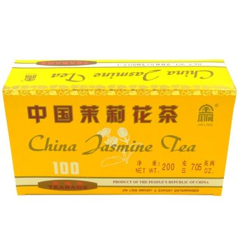 Jin Ling China Jasmine Tea (200g) Price Philippines