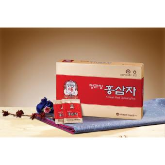Harga Cheong Kwan Jang (CKJ) Korean Red Ginseng Tea 3g x 100 packs / box