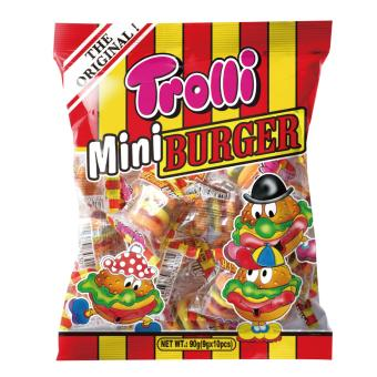 Harga Trolli Mini Burger 90g x 12packs