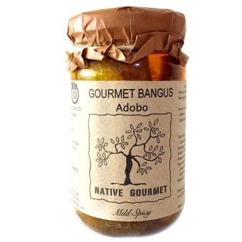 Native Gourmet Bangus in Adobo Oil 8oz Price Philippines