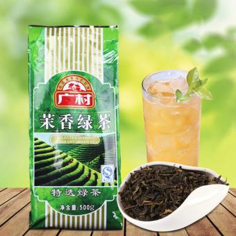 Harga Fragrant Jasmine green tea leaves 500g