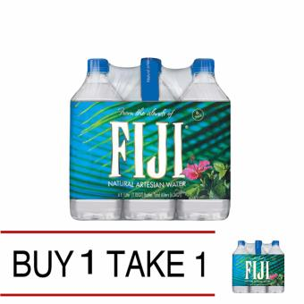 Harga Fiji National Artisan Water 6/1L Buy 1 Take 1