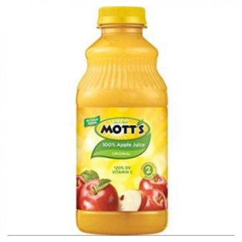 Mott's 100% Original Apple Juice 32 fl oz (946 ml) Price Philippines