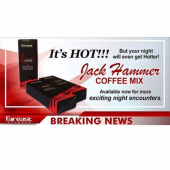 Jack Hammer Coffee Mix (Coffee for Men) - 4