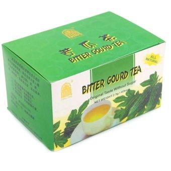 Jin Ling Bitter Gourd Tea (100g) - 2