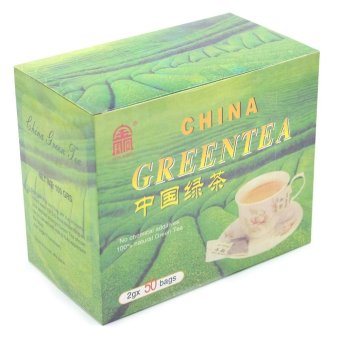 Jin Ling China Green Tea (100g) - picture 2