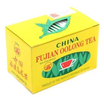 Jin Ling Fujian Oolong Tea (40g) - 2