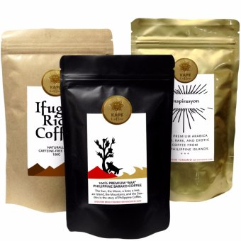 Kape Coffee Co FILIPINO COFFEE Selections Price Philippines