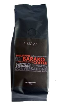Kick-start Philippine Barako Coffee (Whole Beans)