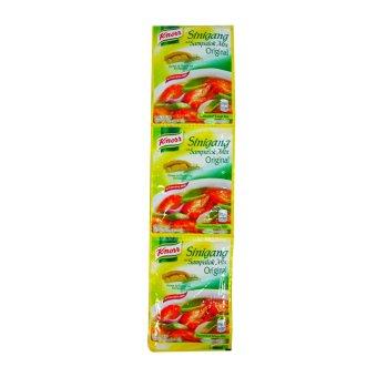 Knorr sinigang sa sampalok mix original 20g 600790 12'S