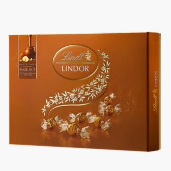 Lindt Lindor Hazelnut Chocolate 168g
