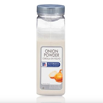 McCormick Onion Powder Special 500g with FREE Flawless Papaya Soap