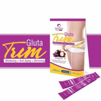 Misumi Gluta Trim (Whitening + Anti-aging + Slimming) Price Philippines