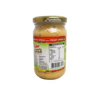 Multicolor Eden Sandwich Spread w/ Cream Cheese Flavor 220mL 2's278432 w51 - 3