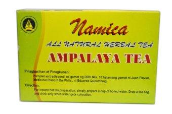 Namica Ampalaya Herbal Tea