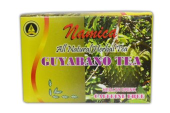 Namica Guyabano Herbal Tea - picture 2
