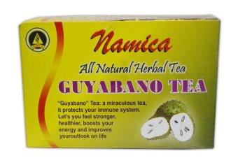 Namica Guyabano Herbal Tea