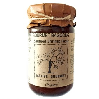 Native Gourmet Bagoong Original 8oz