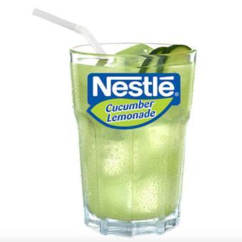 Nestle Cucumber Lemonade Fruit Drink Mix set of 5 - 2