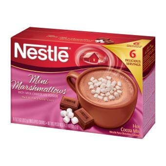 Nestle Hot Cocoa with Marshmallows 6 Pack (Set of 2)