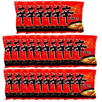 Nongshim Shin Ramen 120g Set of 26