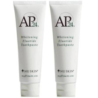 NU Skin AP24 Whitening Flouride Toothpaste Bundle of 2 Price Philippines