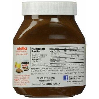 Nutella Hazelnut Spread 350g - 2