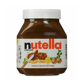 Nutella Hazelnut Spread with Cocoa 350g Price Philippines