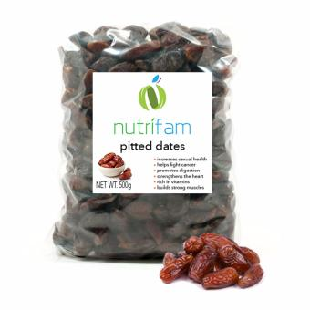 Nutrifam US Pitted Dates 500g