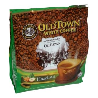 Oldtown White Coffee -Hazelnut