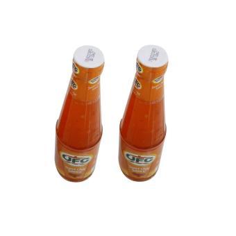 Orange UFC Sweet Chili Sauce 340g Set of 2 w35 000891