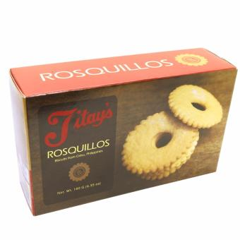 Philippine Titay's Rosquillos Biscuits 180g
