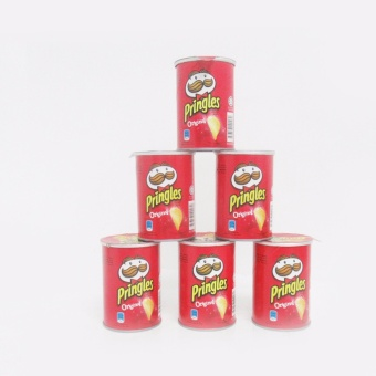 Pringles Original 42grams Set of 6 100260 W38