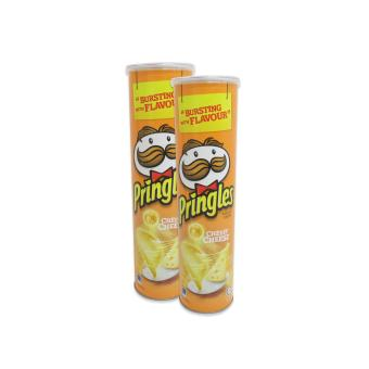 Pringles Potato Chips Cheesy Cheese 150g Set of 2 100093 W36