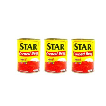 Purefoods Star Corned Beef 260g. 3S 011685w33