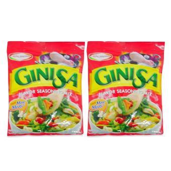 Red Ajinomoto Ginisa Flavor Seasoning Mix 250g 2's 367001 w53 (MP)