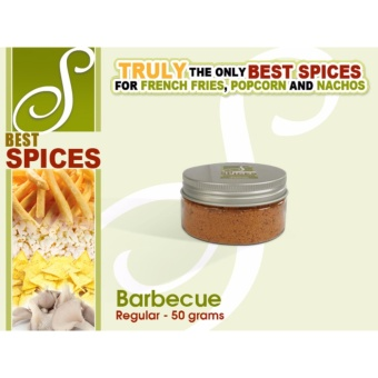 Regular Barbecue Best Spices Flavor powder French Fries popcornnachos flavorings 50grams seasoning