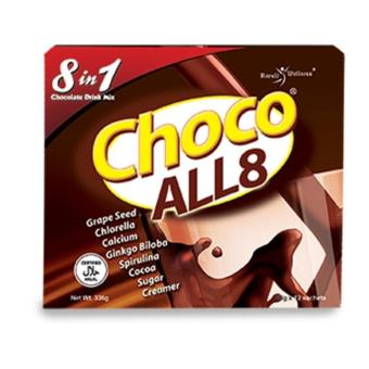 Royale Choco All 8 Chocolate Drink Box of 12 Sachets