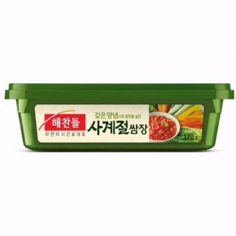 Samjang Seasoned Soybean Paste 170g