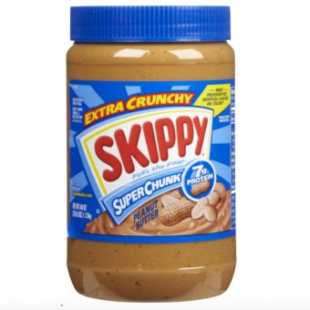 Skippy Peanut Butter (Crunchy) 1.36kg with FREE Rubber Bracelet LED Digital Wrist Watch (Color may vary) Price Philippines