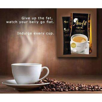 Slimming Coffee Am-Fit Coffee Mix w/ Garcinia Cambogia and AfricanMango