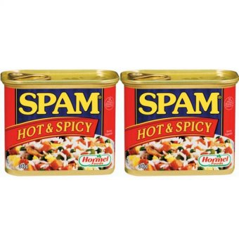 Spam Hot & Spicy Set of 2