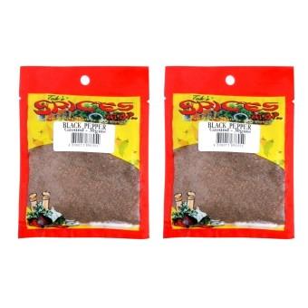 Spices at atbp Black Pepper premium quality ground 2x30g