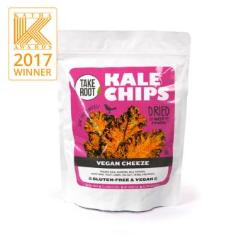 Take Root Kale Chips Vegan Cheeze 60g
