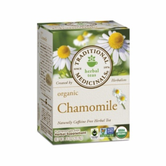 Traditional Medicinals Chamomile 16 Tea Bags