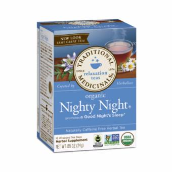 Traditional Medicinals Nighty Night 16 Tea Bags Price Philippines