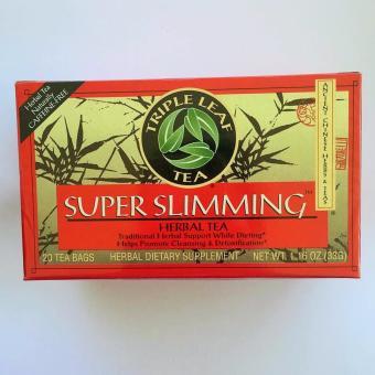 Triple Leaf Super Slimming Herbal Tea