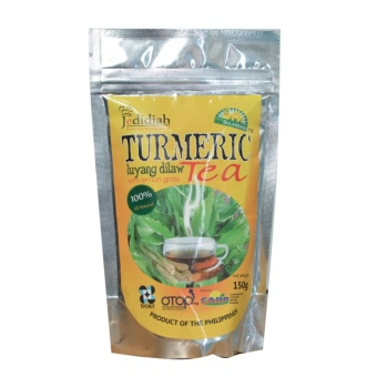 Turmeric Brew with Lemon Grass 150 grams