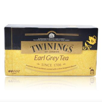 Twinings of London Earl Gray Tea (25 Tea Bags)