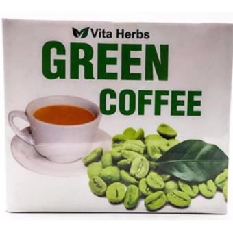 Vita Herbs Green Coffee (10 Sachets)
